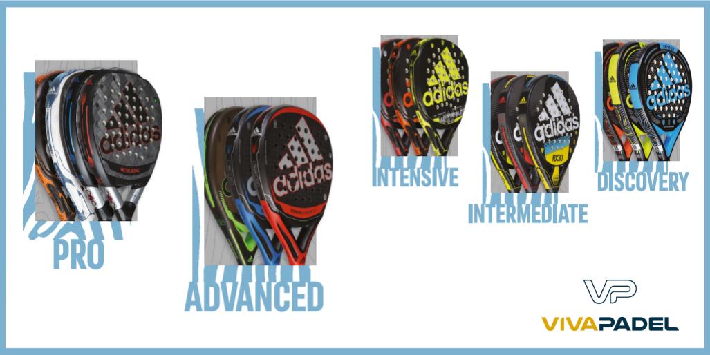 Raquetes de Padel Adidas 2021